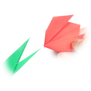 15th Picture Of Easy Origami Tulip