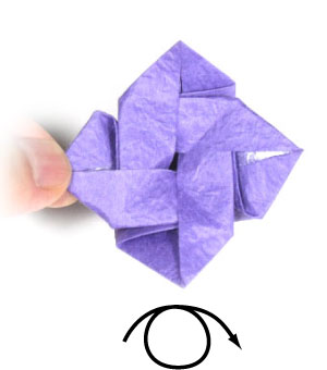How To Make A Simple Origami Bellflower Page 8