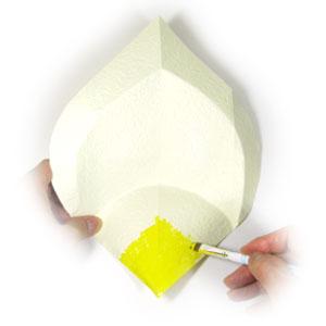 12th Picture Of Origami Calla Lily