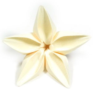 How to make an origami jasmine flower page 1 origami jasmine flower mightylinksfo