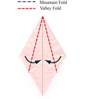 Kusudama Me! - Modular Origami - Andromeda unit | Origami diagrams ... | 350x300