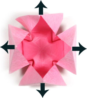 12th Picture Of Simple Origami Lotus Flower