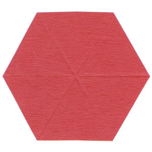 Origami Poinsettia Tutorial | PlanetJune by June Gilbank: Blog | 300x300
