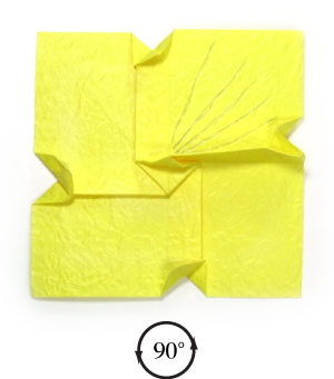 How to make an origami primrose flower page 12 22th picture of origami primrose flower mightylinksfo