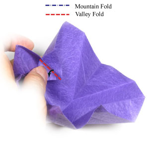 How to make an origami bellflower page 16 29th picture of origami bellflower mightylinksfo