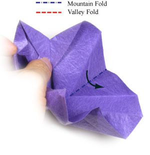 How to make an origami bellflower page 16 30th picture of origami bellflower mightylinksfo
