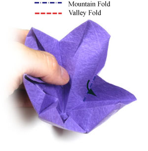 How to make an origami bellflower page 18 33th picture of origami bellflower mightylinksfo