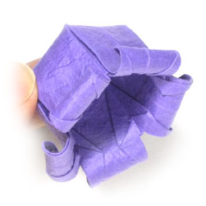 How to make origami bellflower origami canterbery bell flower mightylinksfo