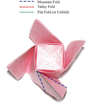 29th Picture Of Jewelry Origami Rose Paper Flower