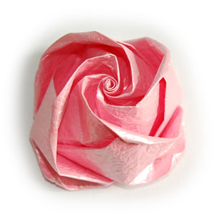 How to make a jewelry origami rose paper flower page 32 61th picture of jewelry origami rose paper flower mightylinksfo